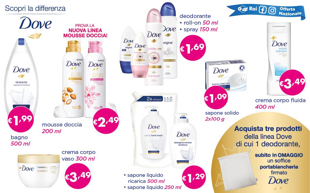 Acqua sapone club for Asclub volantino